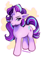 Starlight Glimmer by Momo-Deary