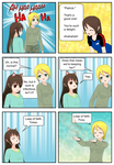 Adventures in Comipo Ch. 4 P. 12 by Tinker-Jet