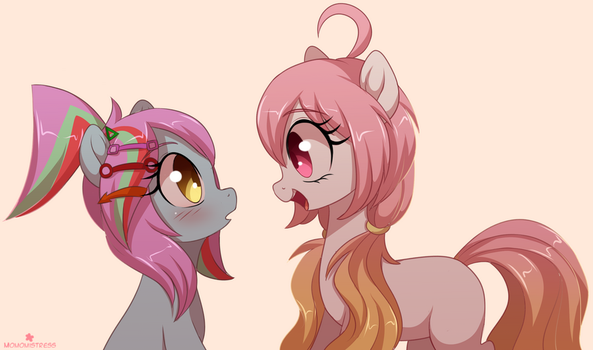 Meeting Your Idol by MomoMistress