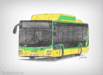 MAN NL273 Lion's City CNG by Darling55