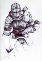 demons souls wip 2 by TIMISDEATH2ALL
