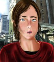 Ellie-The last of us by Angelii-D
