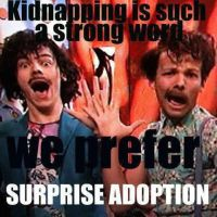 Suprise Adoption xD by OneDirection10