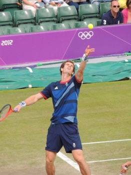 Andy Murray 1 by cjkt87