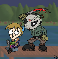 Jason and Tommy by MoonDancingZigi