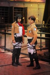 SNK Shoot Photo 1 by ZandragonDesigns