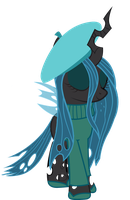 French Chrysalis Pony by cool77778