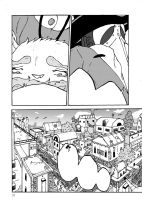 A sample page 23 Background by Ogono