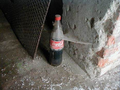 coca-cola by Orchidee96