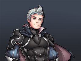 Silas from Fire Emblem Fates by Renz1521