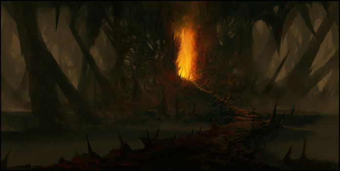 Entar Infernum by ChrisCold