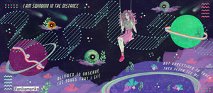 Endless distance {My fb cover xd} by anikamarika
