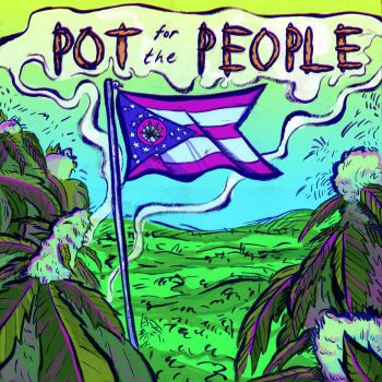 Pot for the People - Newspaper Cover Page by ungoth