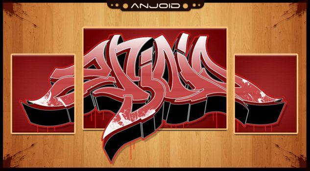 Anjoid-Red-Wood by aNjOiD