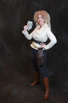 River Song - Doctor Who by aimeekitty