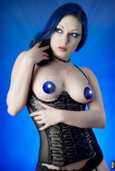 Couture Raver LED Pasties 2 by gothfox