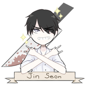 Jin Seon by TheAmazingErin