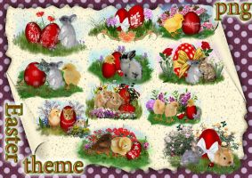 Easter theme by roula33