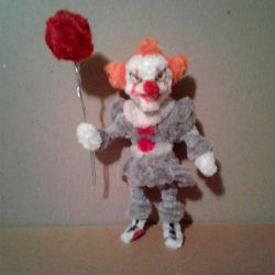 Pennywise the Clown 2017 by fuzzyfigureguy