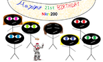 Happy Birthday Nkrs200 by TDS411