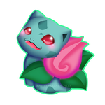Ivysaur by Clinkorz