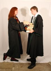 Draco and Ginny 2 by intergalacticstock