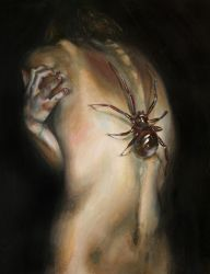 Arachnophobia by SaraSchool