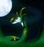 night of serperior