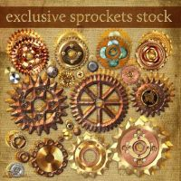 Exclusive Sprockets Stock by Toefje-Kunst
