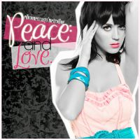 Peace and Love by Cassie-flavor-love