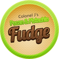 Pecan and Pistachio Fudge by Echilon