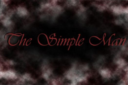 Request: The Simple man by Paradoxal-Penguin