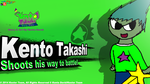 Kento Takashi Splash Wallpapaer intro by KentaDavidofKT