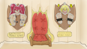 Trophies of the Empire by Azamuku-chan
