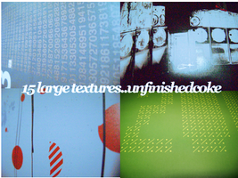 15 Large Textures by goddessoffangirls