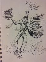 DAY 05 - Cater by Art-by-Evan