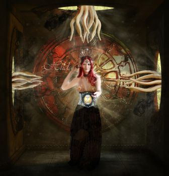 Time is the key by HildaAlonso