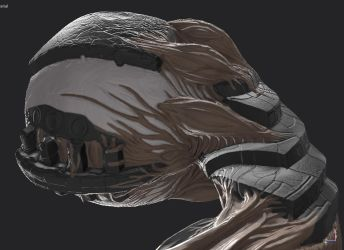 texturing 01 masking by Indrome