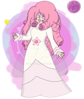 Rose -Quartz-alina by Lazy-gal