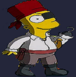 Pirate Bart by boxingglovehands