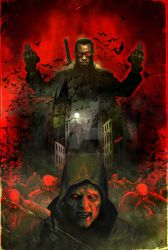 The Fall of the House of Damaskinos by Dave-Wilkins