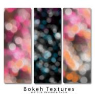 Bokeh.1 Textures by Sea-of-wonders