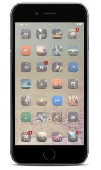 Zoobhoy Dirty Ape Ios8 by Laugend