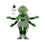Gem Fusion - Jade by JoTehDemonicPickle