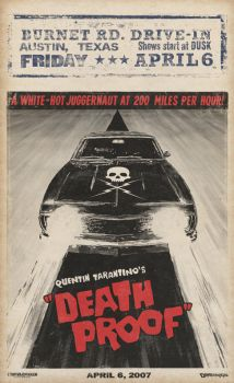 Death Proof by Il-Tramonto