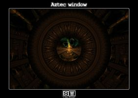 Aztec window by iFeelNoSorrow