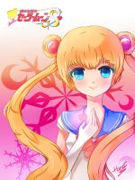 Sailor Moon New Anime Debut 2013! by haneiy