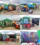 Burning Man Camp 2010 by ObscureStar