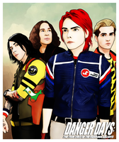 Danger Days by Nancyrella