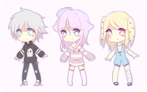 OPEN pastel auction by lol-adopts